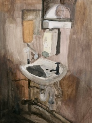 Painting Study Sink