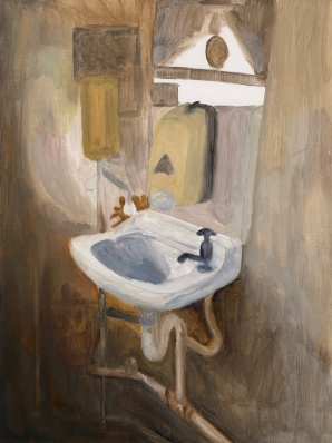 Painting Study Sink II