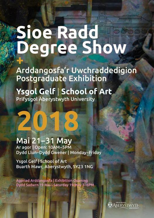 Degree Show Poster